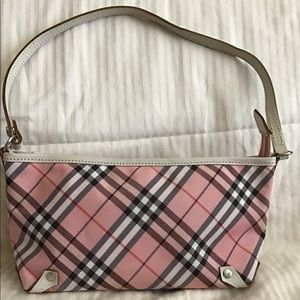 Authentic Burberry London Blue label sm bag